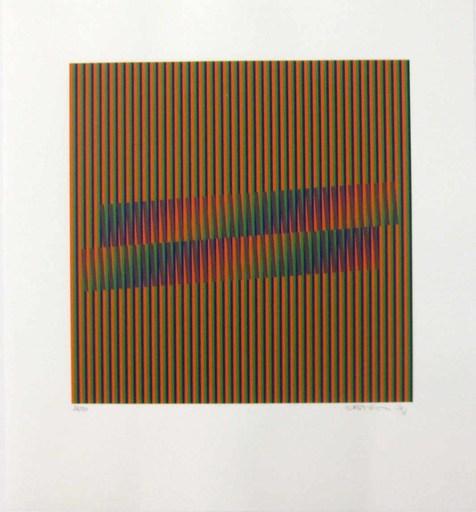Carlos CRUZ-DIEZ - Print-Multiple - Induction à double fréquence