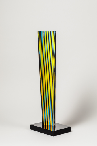 Carlos CRUZ-DIEZ - Sculpture-Volume - Cromovela 19