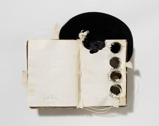 Jordi ALCARAZ - Painting - Ex- Libris