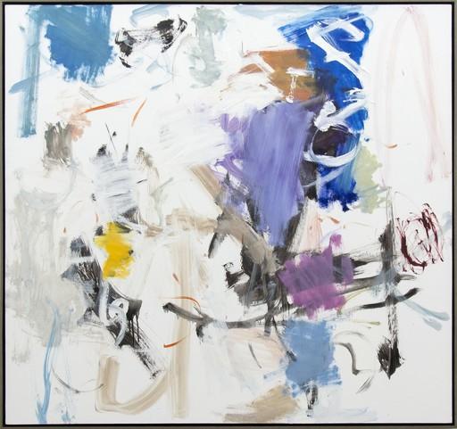 Scott PATTINSON - Painting - Denouement No 45