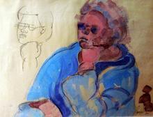 Jacques SEGAL - Pintura - VICTORIA