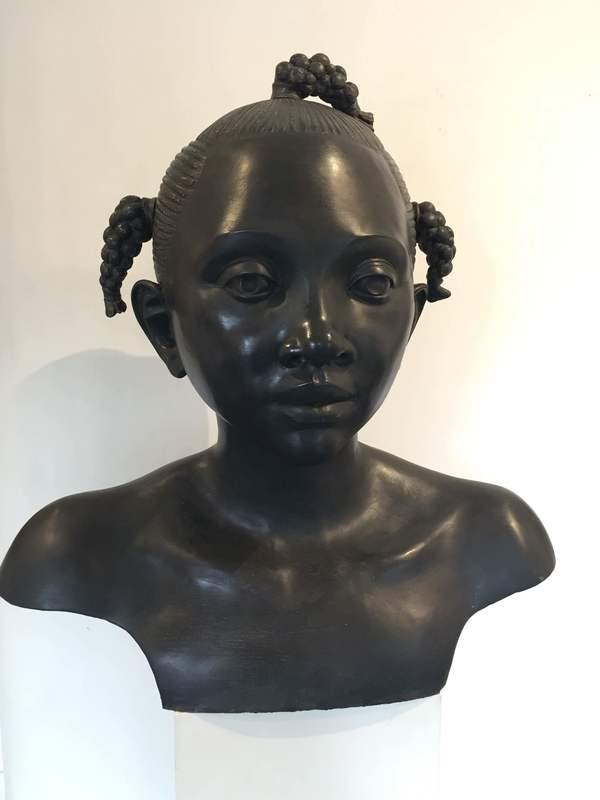 Mauro CORDA - Sculpture-Volume - Afrique Noire