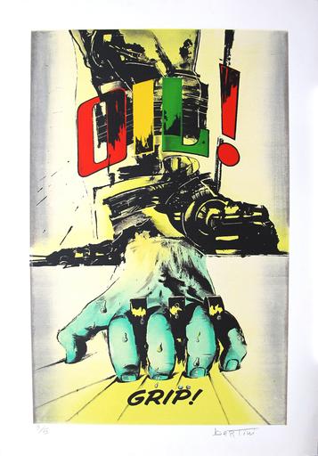 Gianni BERTINI - Print-Multiple - Grip