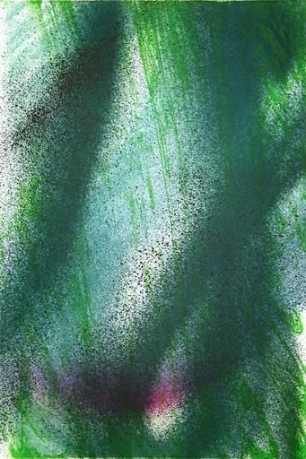 Katharina GROSSE - Painting - Fo` Faux Rocks VII