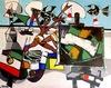 Claude VENARD - Peinture - Le Chevalet