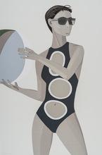 Alex KATZ - Print-Multiple - Chance 1 (Anne)