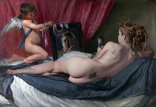 Pere COLOM - Fotografie - La Venus del Espejo
