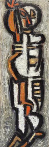 Oswaldo VIGAS - Peinture - Personaje
