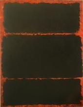 马克·罗斯科 - 绘画 - Untitled (Sold)