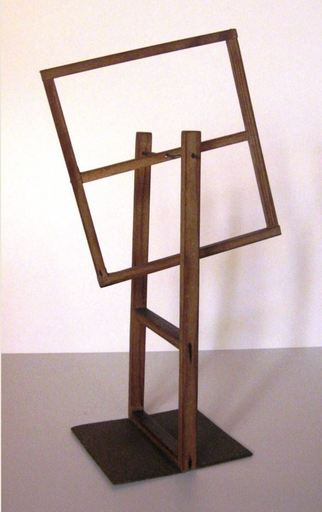 Albert CHUBAC - Sculpture-Volume - LE MOULIN