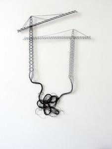 Elodie ANTOINE - Sculpture-Volume - Grues - Cranes