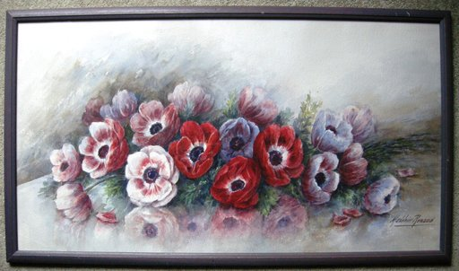 Madeleine RENAUD - Pintura