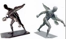 Fernandez ARMAN (1928-2005) - Le Gladiateur Borghese