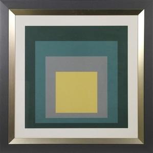Josef ALBERS - Print-Multiple - SP VI