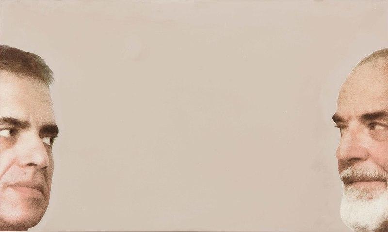 Michelangelo PISTOLETTO - Estampe-Multiple - S.P.