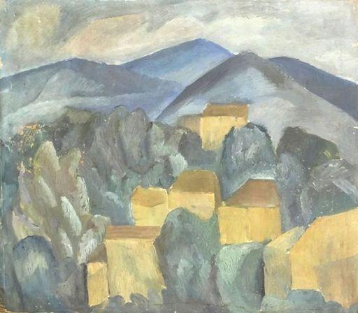 Igor IVANOV - Painting - Landscape