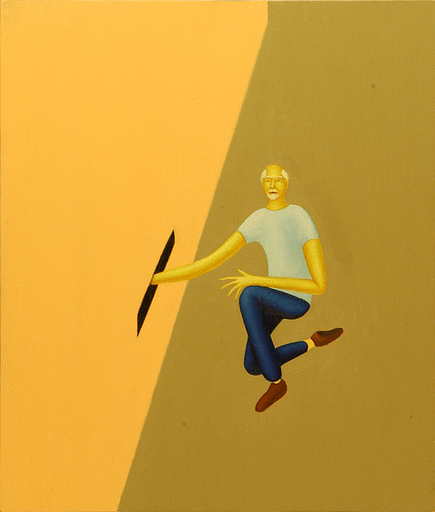 Giuliano GUATTA - Pintura - Perplessità