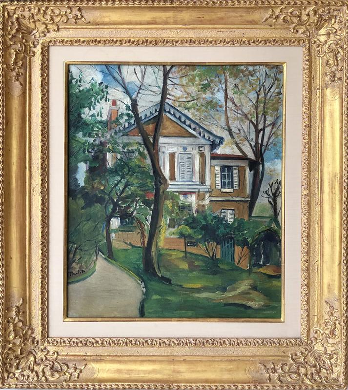 Élisée MACLET - Painting - Untitled