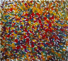 Patricia ABRAMOVICH - Gemälde - Psifas 4