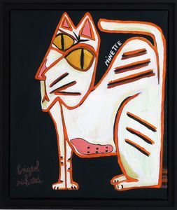 Richard BOIGEOL - Peinture - MINETTE