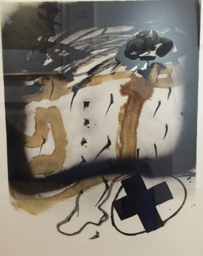Antoni TAPIES - Print-Multiple - Sénanque I