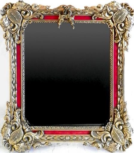 Salvador DALI - Sculpture-Volume - Mirror