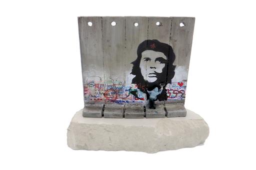 BANKSY - Scultura Volume - Che Guevara (2019-2020)