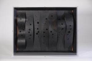 Max COPPETA - Painting - Pioggie nere