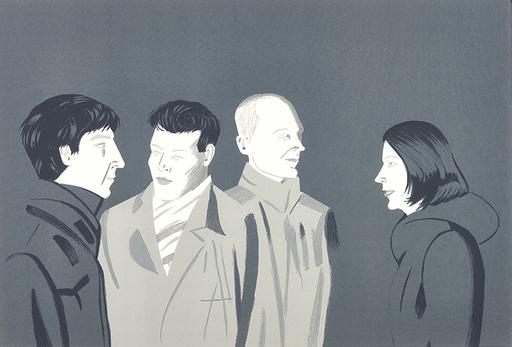 亚历克斯·卡茨 - 版画 - Unfamiliar Image
