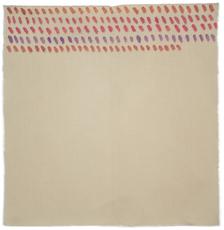 Giorgio GRIFFA - Pintura - Segni obliqui