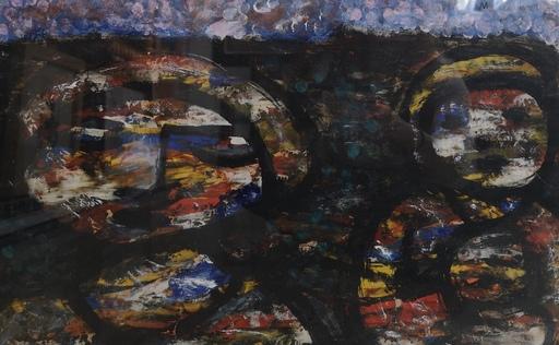 Mercedes RUIBAL - Pintura - Dos mujeres