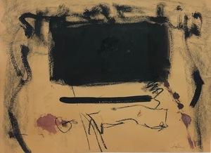 Antoni TAPIES - Peinture - Untitled