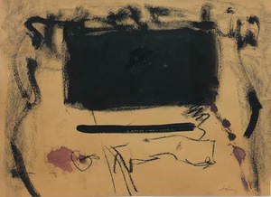 Antoni TAPIES - Painting - Untitled