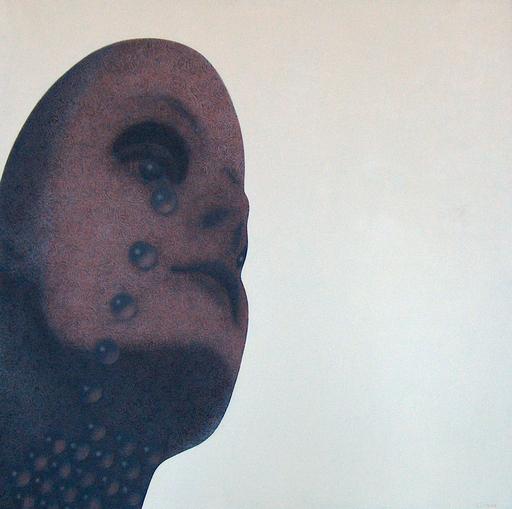 Ieva ILTNERE - Gemälde - PEARLS