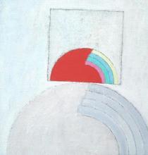 Eugenio CARMI - Painting - Leggerezza