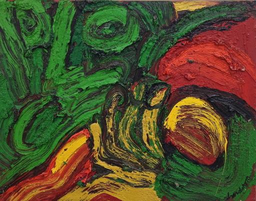 Bengt LINDSTRÖM - Gemälde - Untitled