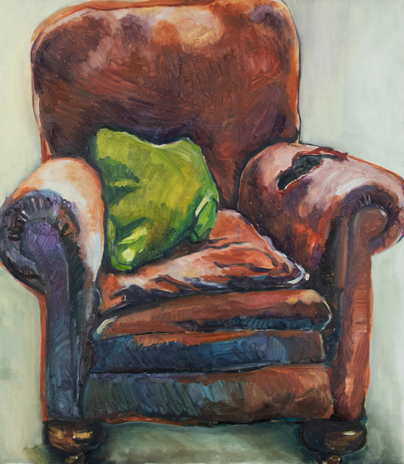 Annabel DAOU - Gemälde - The Armchair