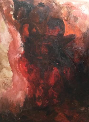 Francis MOREAU - Peinture - Emportement