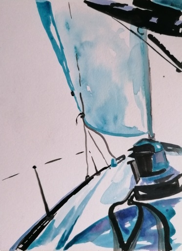 Diana KIROVA - Disegno Acquarello - CTBG05