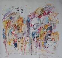 Christine Ange LEFEVRE - Peinture - Sans titre 2
