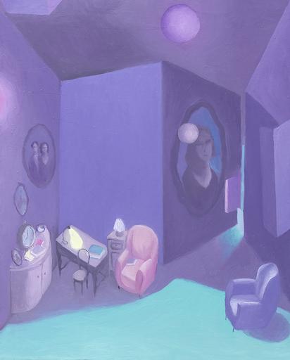 Pino DEODATO - Painting - Ci vediamo domani con la luce del sole