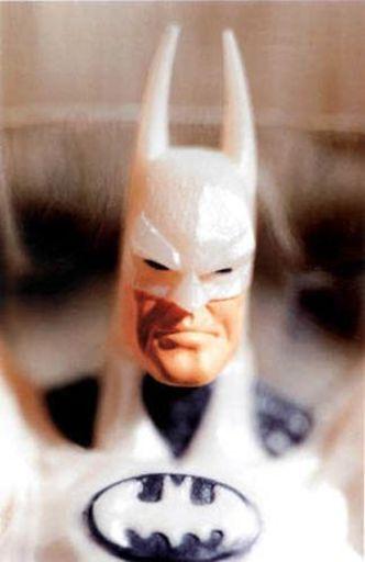 Robert LONGO - Photography - Artic Batman