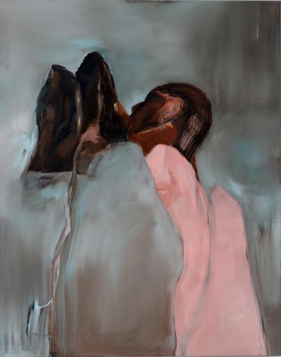 Stef DRIESEN - Painting - Untilted