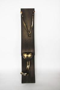 Levan BUJIASHVILI - Skulptur Volumen - Flowing down nude # 2
