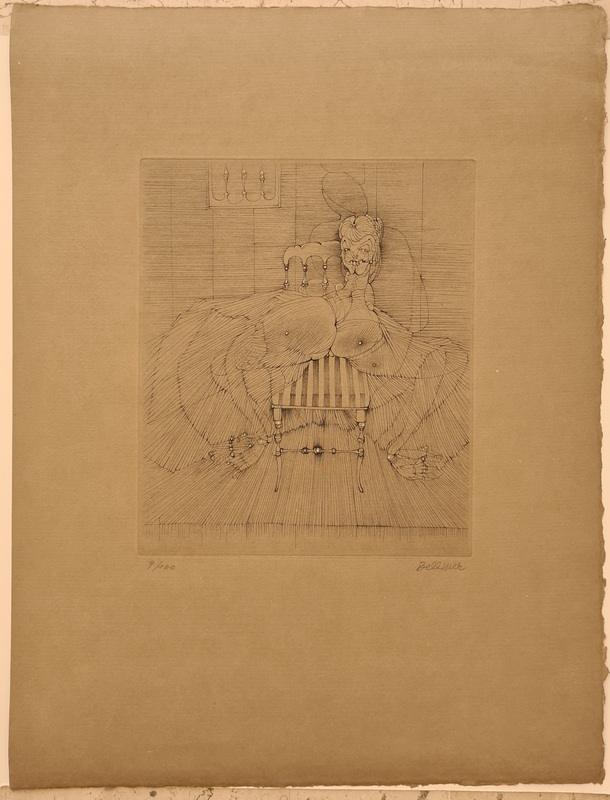 Hans BELLMER - Print-Multiple - Femme hybride