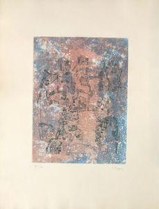 Camille BRYEN - Print-Multiple - Sans titre