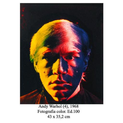 Philippe HALSMAN - Fotografia - Andy Warhol (4)