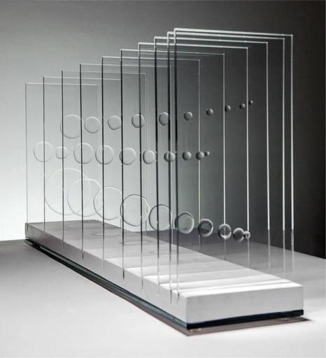 Max COPPETA - Sculpture-Volume - Medium Drop II