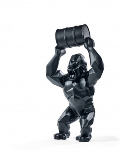 Richard ORLINSKI - Sculpture-Volume - Wild Kong Oil