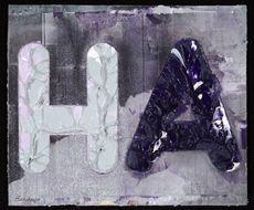 Mel BOCHNER - Pintura - HA